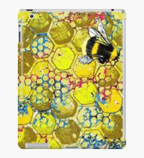 Bumble and Honey iPad Case/Skin