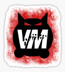 VM Cat Sticker