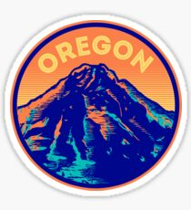 Oregon Stickers Sticker