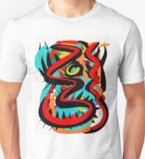 Abstract Life Force Art T-Shirt