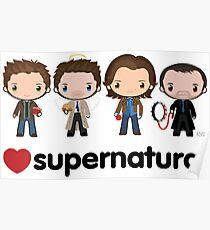 Love Supernatural - 1 Poster