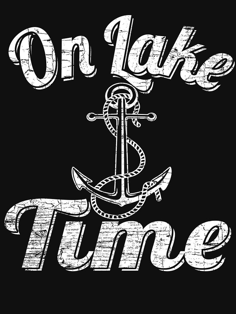 On Lake Time by Phoenix23