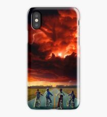 STRANGER THINGS SEASON TWO iPhone Case/Skin