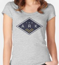 The Ark - The 100 Women's Fitted Scoop T-Shirt