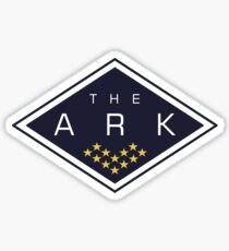 The Ark - The 100 Sticker