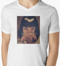 Pulp Fiction - Mia Wallace T-Shirt