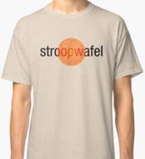 Stroopwafel (Dutch Waffle) Classic T-Shirt