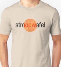 Stroopwafel (Dutch Waffle) Unisex T-Shirt