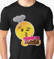 Chef Emoji Baking Tees T-Shirt