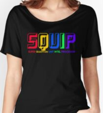 SQUIP -Be More Chill Women's Relaxed Fit T-Shirt