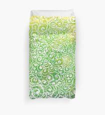 Swirly Chameleon Duvet Cover