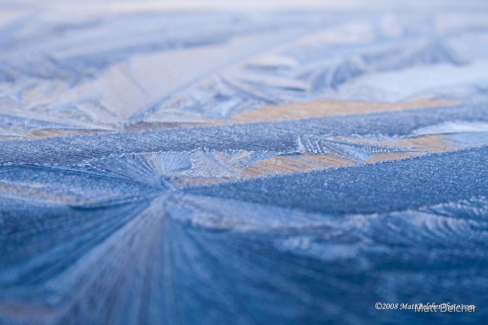 Ice Roof by Matt Belcher