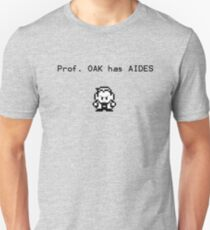 Professor Oak Has Aides T-Shirt