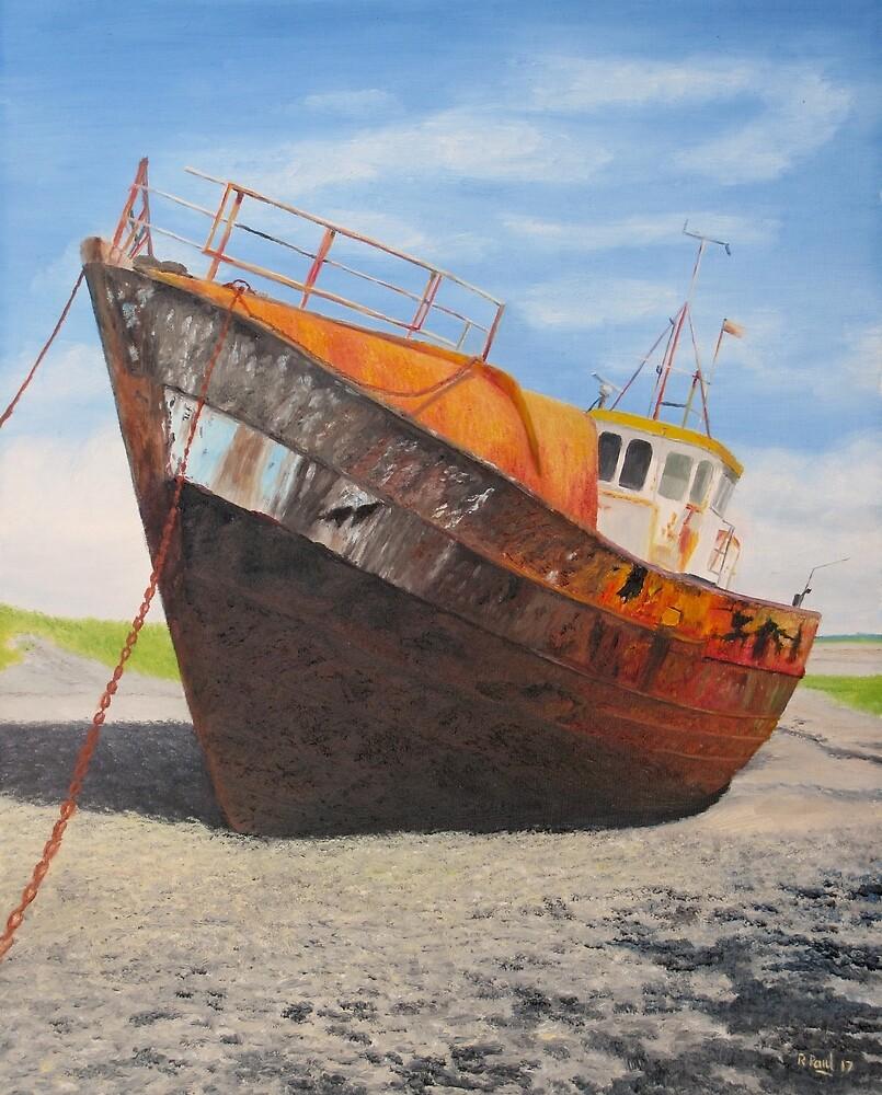 Barrow Boat by Richard Paul