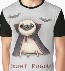 Count Pugula Graphic T-Shirt