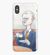Crane Brothers: This Coffee... iPhone Case/Skin