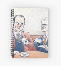 Crane Brothers: This Coffee... Spiral Notebook