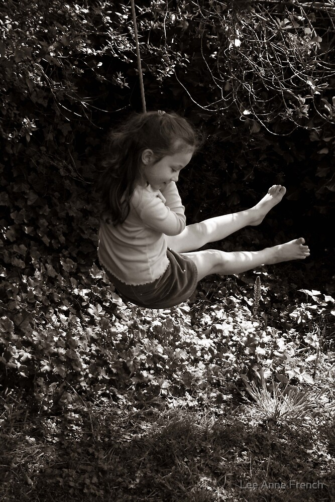 Swingin' by Lee Anne French