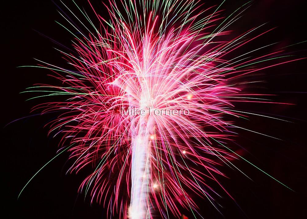Fireworks by MikeTornero
