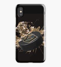 Las Vegas Golden Knights puck iPhone Case