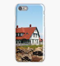 Portland Head Light iPhone Case/Skin
