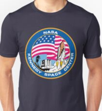 old logo kennedy space center T-Shirt