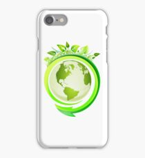 Earth Nature Ecology iPhone Case/Skin