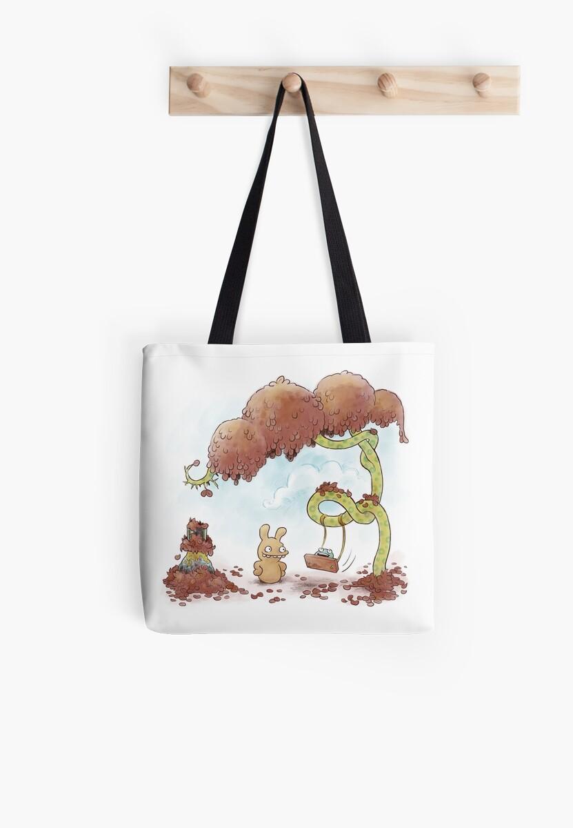 Tobias and Jube: Tree Swing by Patrick Alexander