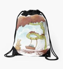 Tobias and Jube: Tree Swing Drawstring Bag