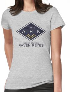 The 100 - Raven Reyes Womens Fitted T-Shirt