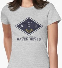The 100 - Raven Reyes Women's Fitted T-Shirt