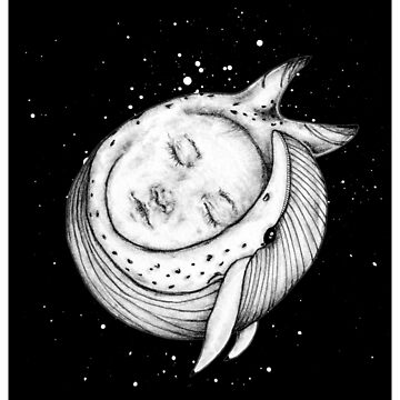 Sleeping whale by SandraBurger