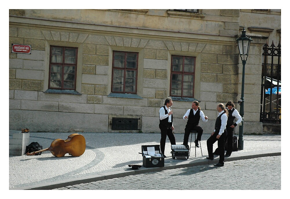 Music In Prague by inbound