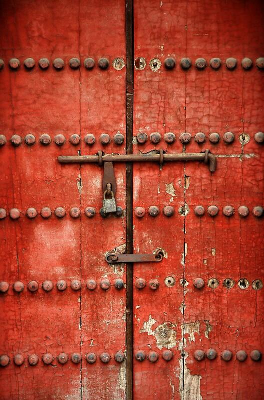 Red Door by inbound