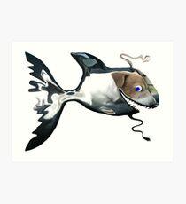 Dogfish Art Print