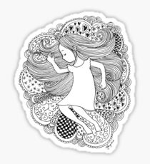 Dreamtangle Sticker