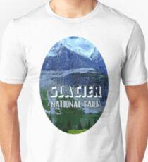Montana Glacier National Park T-Shirt