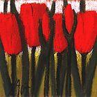 Tulpen by HannaAschenbach