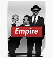 Walter Empire Poster