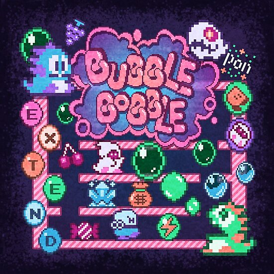 Bobble Bubble by likelikes