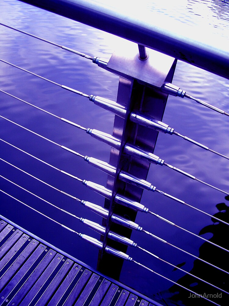 Railing by JohnArnold