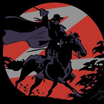 Zorro by Jairoguarin