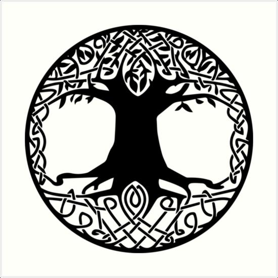 yggdrasil symbol