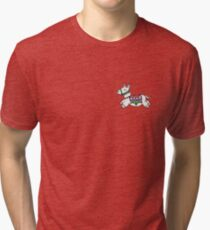 Leaping Llama Tri-blend T-Shirt