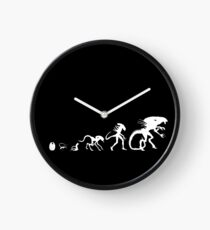 Alien Evolution Clock