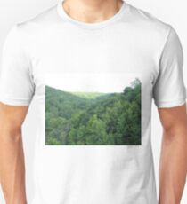 Breathtaking Mountain Of Trees T-Shirt