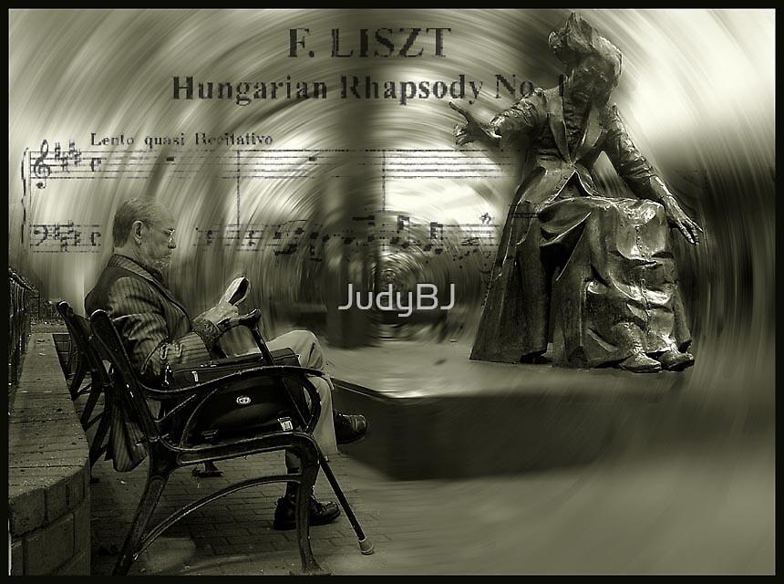 Hungarian Rhapsody  by JudyBJ