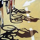 The Race 2 - Tour de France by LindaAppleArt