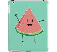 Walter Melon - Cute Salad iPad Case/Skin
