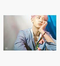 EXO KO KO BOP CHANYEOL Photographic Print